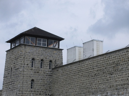 Mauthausen, an Astrian concentration campPhoto by olgaberrios