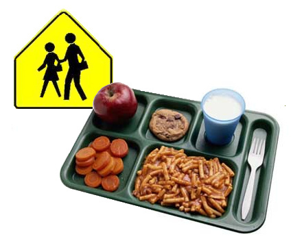 """Caution: School Lunch""Photo by Mike Licht, NotionsCapital.com"