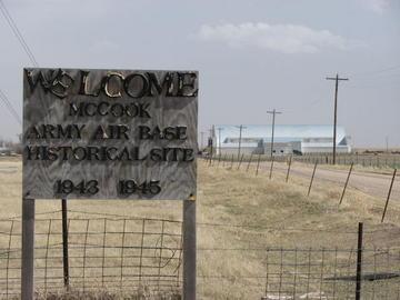McCook Air Base Today
