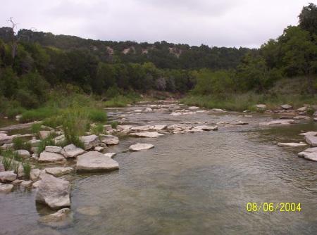 Paluxy River August 2004 002
