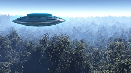 UFO by Gerhard A.E. Uhlhorn