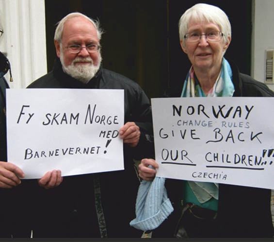 A case exposing the double standards of Norway's CPS | Wings